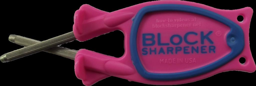 Pink knife sharpener for sale online (Free Shipping)