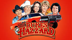 the original tv series the dukes of hazard logo