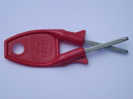 Original Red Block knife Sharpener (Free Shipping)