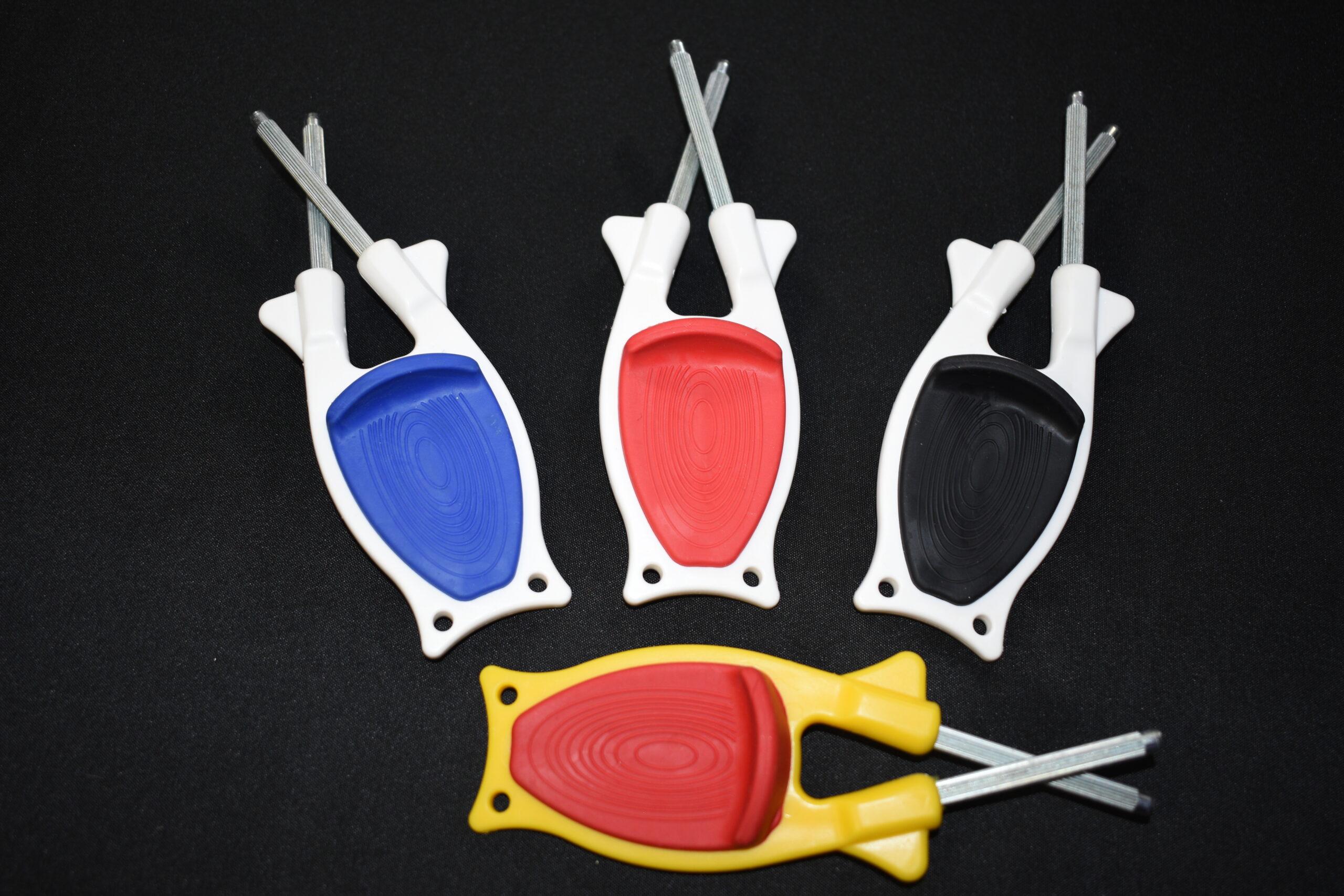 Knife sharpener set
