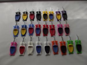 Block Sharpeners various colors