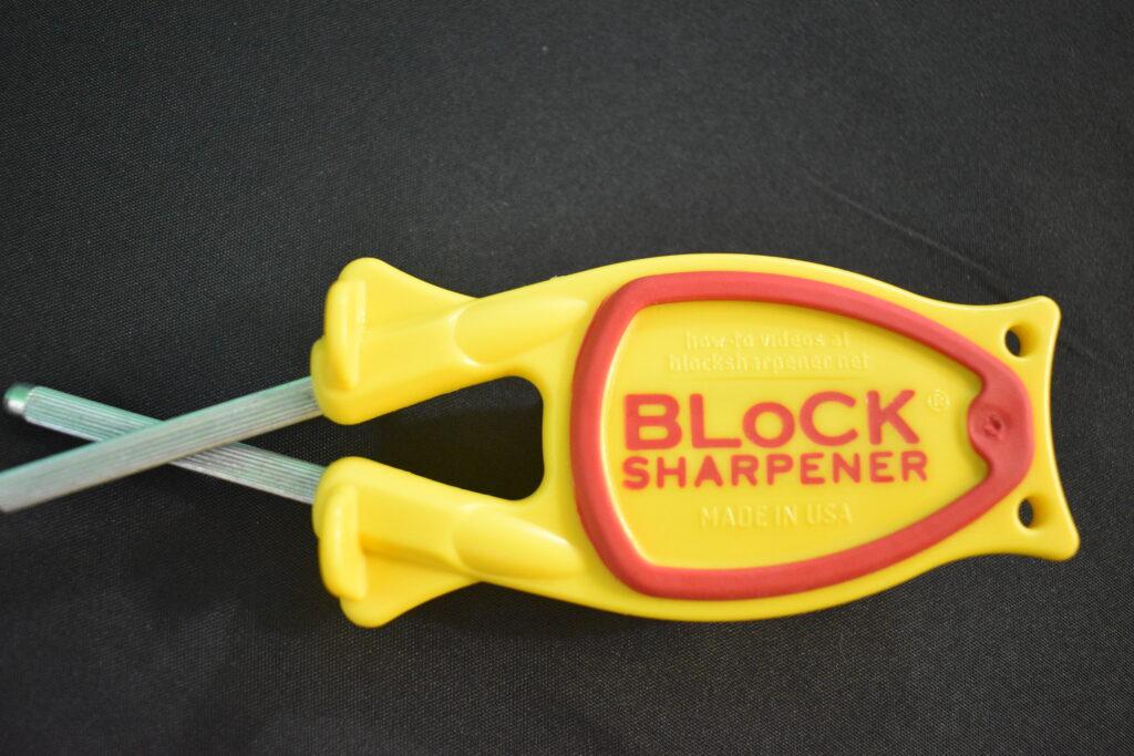 For sharpening Pocket knives
