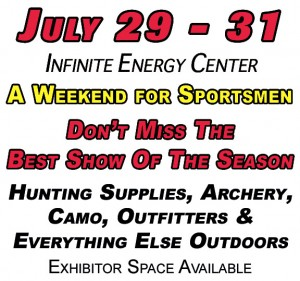 sportsman expo weekend logo