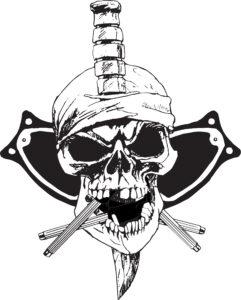 block knife sharpener logo