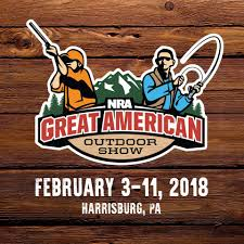 Grate American out doors show