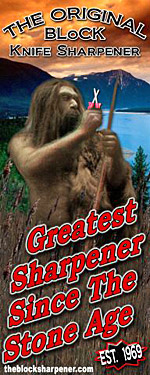 Greatest Knife sharpener since the stone age. For sale on website.