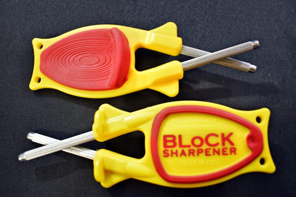 serrated knife sharpener