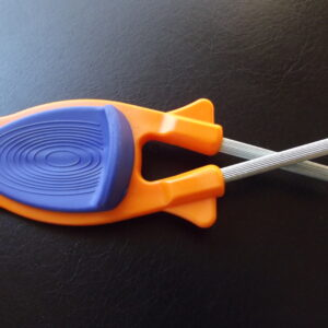 Orange Block knife sharpener for sale on line.