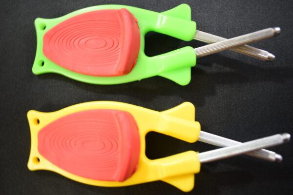 New Kitchen knife Knife sharpener for sale on EBay