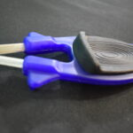 Rock candy Blue Knife sharpener