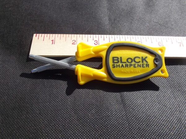 Hand held Knife sharpener for sale online.