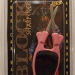 Pink Knife sharpener for sale online. (Free Shipping)